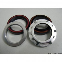 PROPER BIKE CO INTERGRATED SEALED HEADSET 1-1/8 HIGH POLISHED