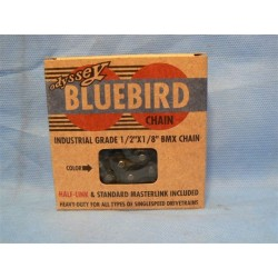 Odyssey Bluebird Chain with Half Link BLACK