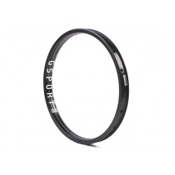GSport Ribcage 36H Rim BLACK