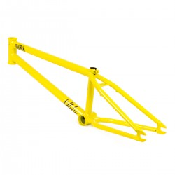 "TOTAL BMX KILLABEE FRAME 20.7""tt YELLOW"