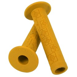 FIT BIKE CO REPEATER FLANGED GRIPS GUM