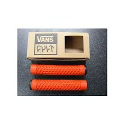 Cult x Vans Waffle Sole Grip RED