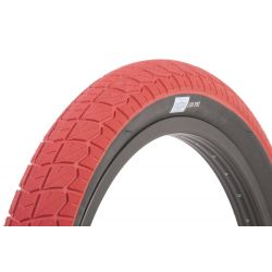 SUNDAY 20X2.40 CURRENT TYRE RED/BLACK WALL