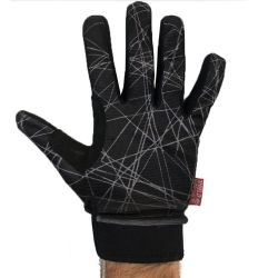 SHIELD PROTECTIVE LITE GLOVES MED BLACK