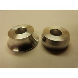 PROFILE MINI REAR HUB 10mm FEMALE AXLE CONE NUT KIT