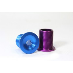 PROPER FORK PRE LOAD BOLT PURPLE