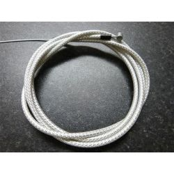 SEASON SLIC CABLE BRAIDED SILVER