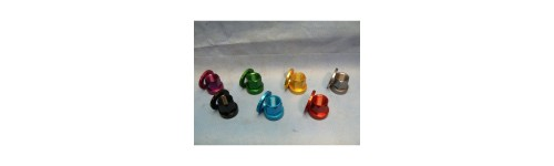 WHEEL NUTS ALL COLOURS