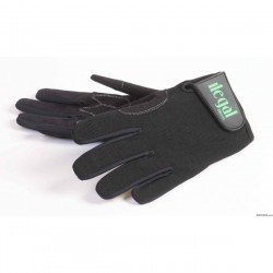 ILEGAL BIKES PADDED GLOVES BLACK X/SMALL