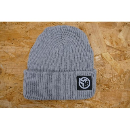 FEDERAL ORANGE JUICE BEANIE GREY