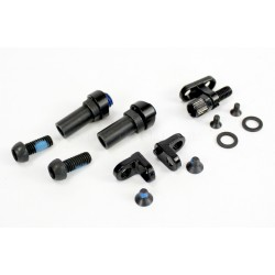 FLY BIKES M8 FRAME REMOVABLE BRAKE MOUNT KIT