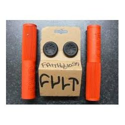 Cult Faith Grips RED