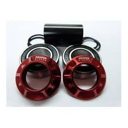 PROPER 19mm MID BB CNC RED MICROLITE