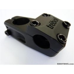 FLY TREBOL TOP LOAD STEM BLACK
