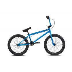 "MANKIND BIKE CO. NXS 20"" GLOSS BLUE 20.5TT"