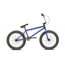 "MANKIND BIKE CO. LIBERTAD 20"" TRANS BLUE 20.5""TT"