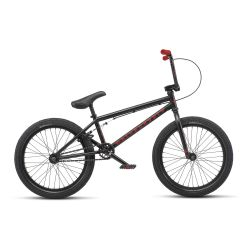 "WETHEPEOPLE NOVA 20"" BMX 20""TT MATT BLACK"