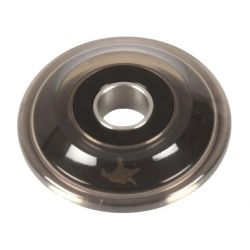 ANML FRONT HUB GUARD AND PLASTIC SLEEVE BLACK