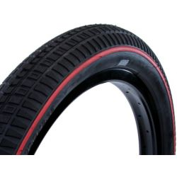 ILEGAL AMPLO 20 X 2.35 RED PIN TYRE