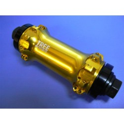 Tree Straight Pull Front Hub 36h GOLD
