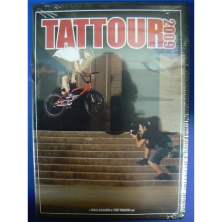 Tattour 2009 DVD