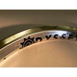 NEW ODYSSEY AEROSPACE RIM 36H ANODISED SILVER