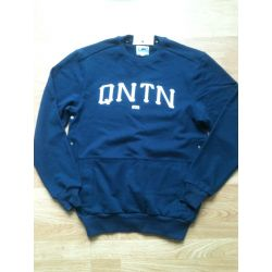 QUINTIN ALTURA SWEATSHIRT LARGE NAVY ONLY ONE CAME INTO UK
