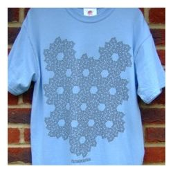 INSANE-LEOPARD CUBS-TEE LIGHT BLUE XL