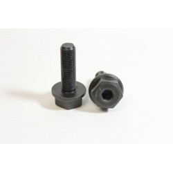 PROPER FEMALE FRONT HUB 10mm AXLE BOLTS X2